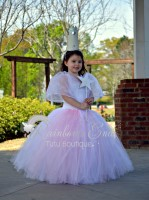 Wicked Inspired Glinda Tutu Dress