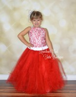 Sweetheart Couture Flower Girl Dress
